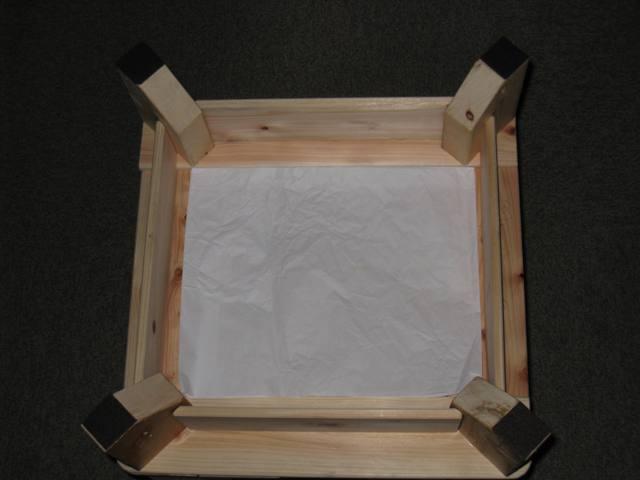 床裏空間を湯たんぽに合わせた設計