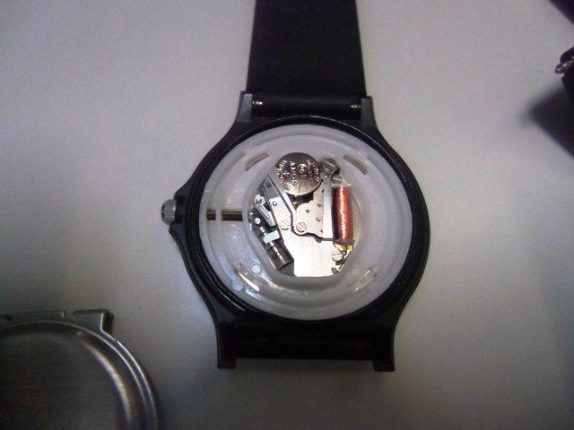 タイムラプスに使ったCASIOの時計