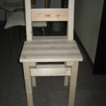簡単(手抜き)自作椅子の完成