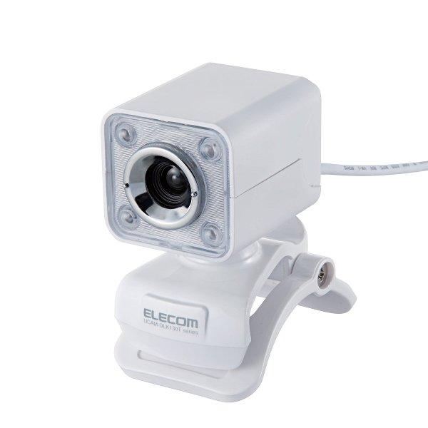 UCAM-DLK130TWHを赤外線暗視カメラに改造